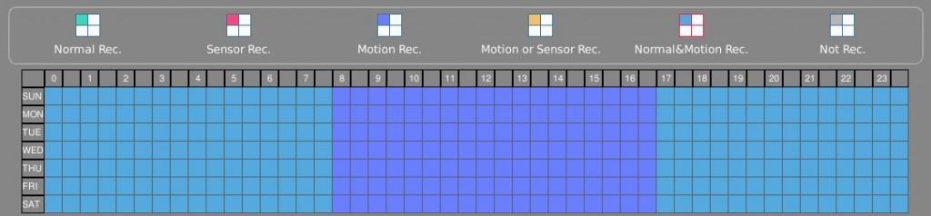 Motion_Schedule